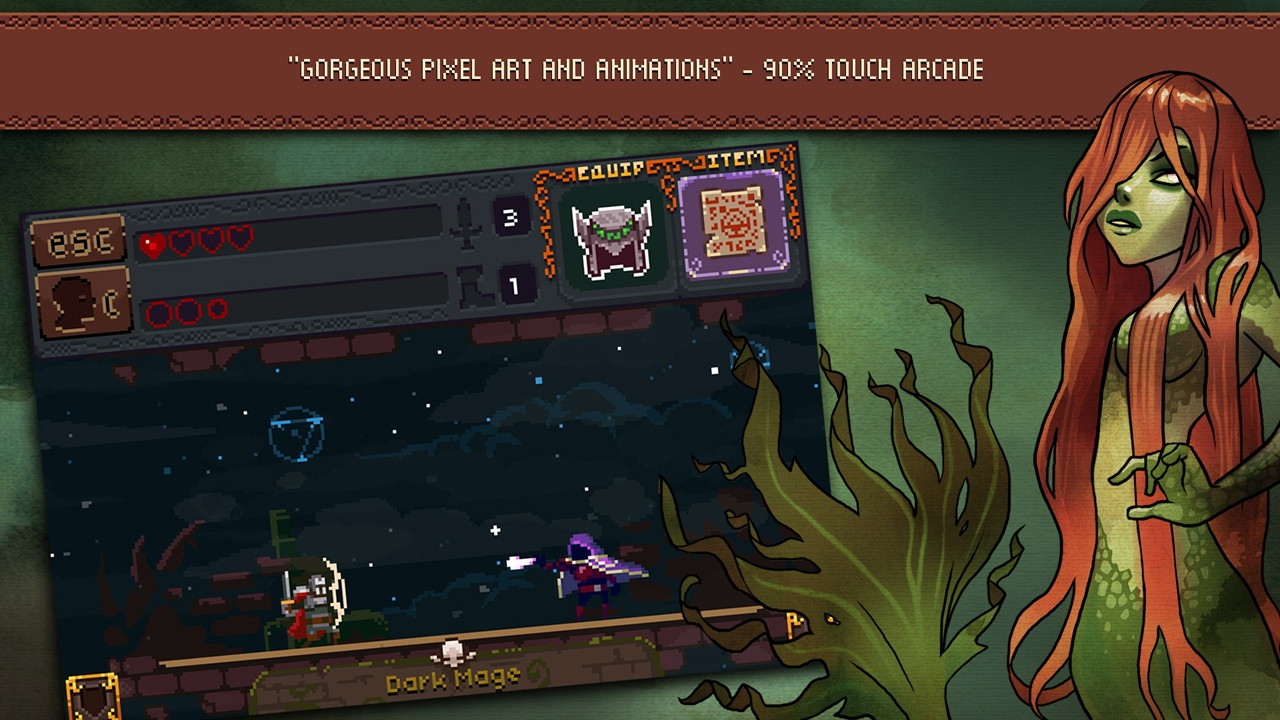 Deep Dungeons of Doom screenshot