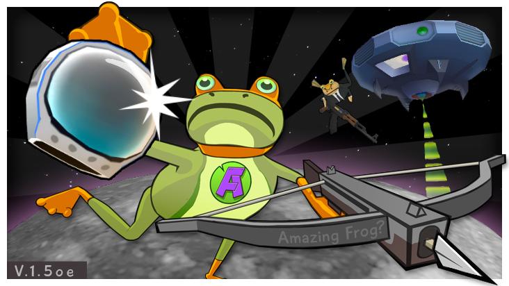 Amazing Frog? The Swindon Space Program
