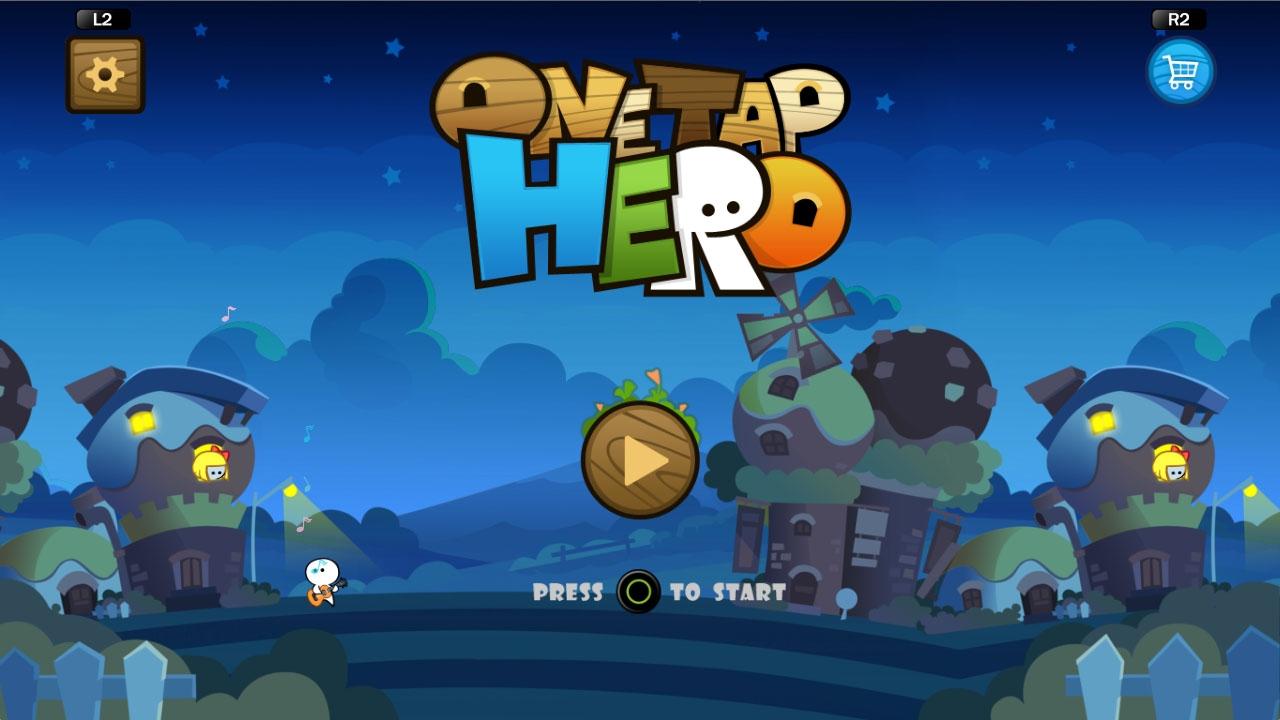 One Tap Hero screenshot