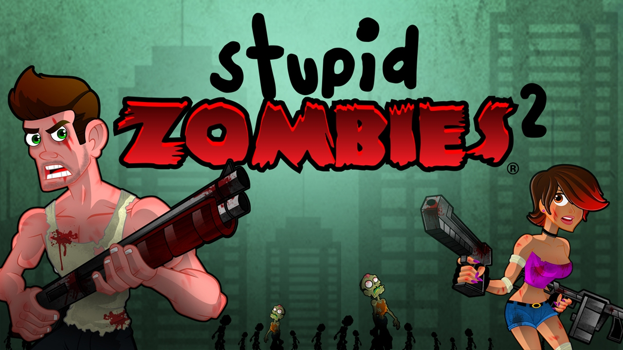 Stupid Zombies 2 screenshot