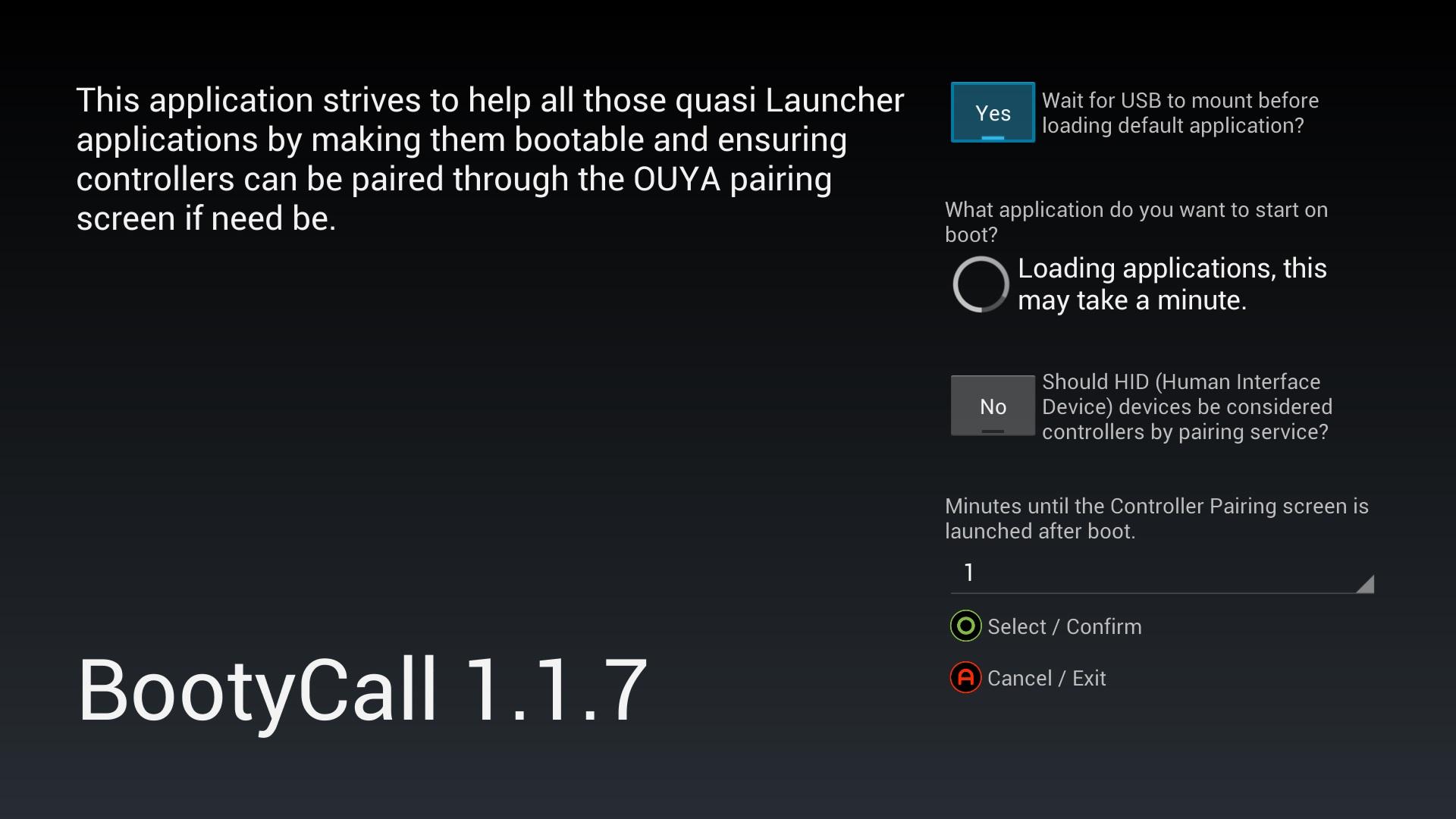 BootyCall screenshot