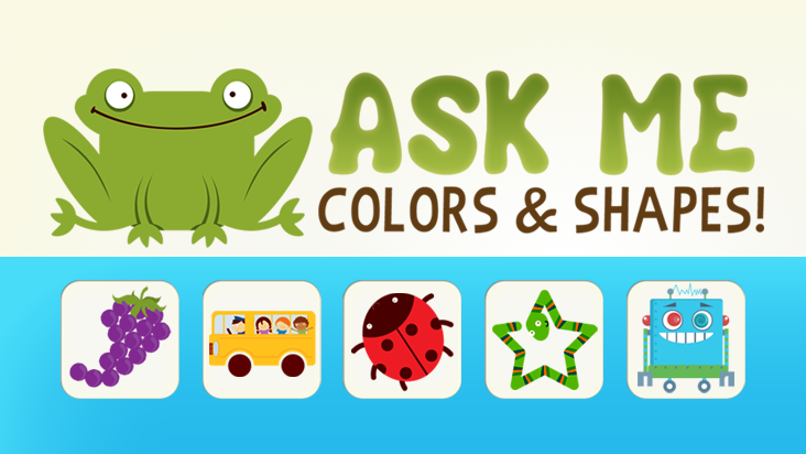 Ask Me Colors and Shapes