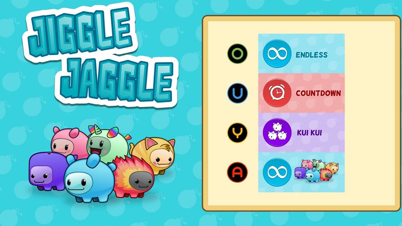 Jiggle Jaggle screenshot