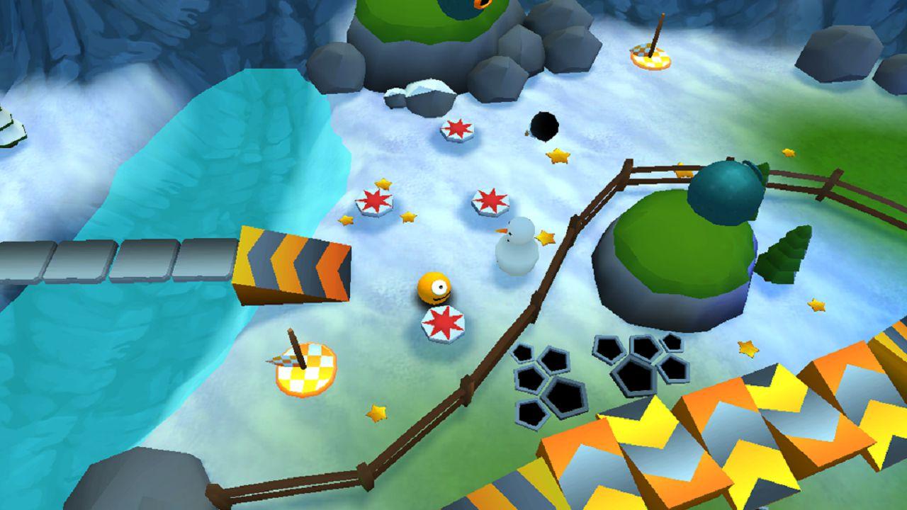 Blobs Adventure screenshot