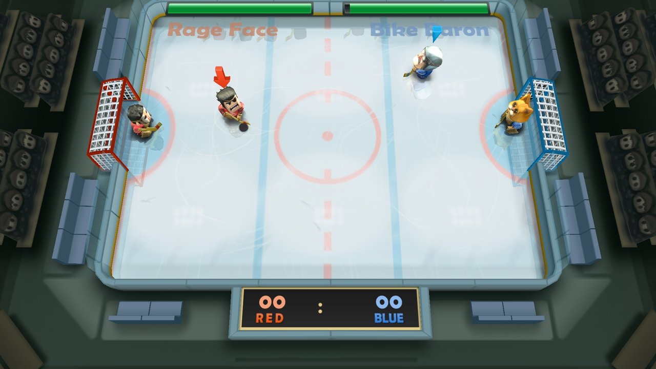 Ice Rage screenshot