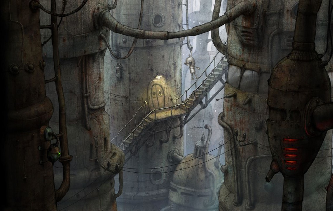 Machinarium screenshot