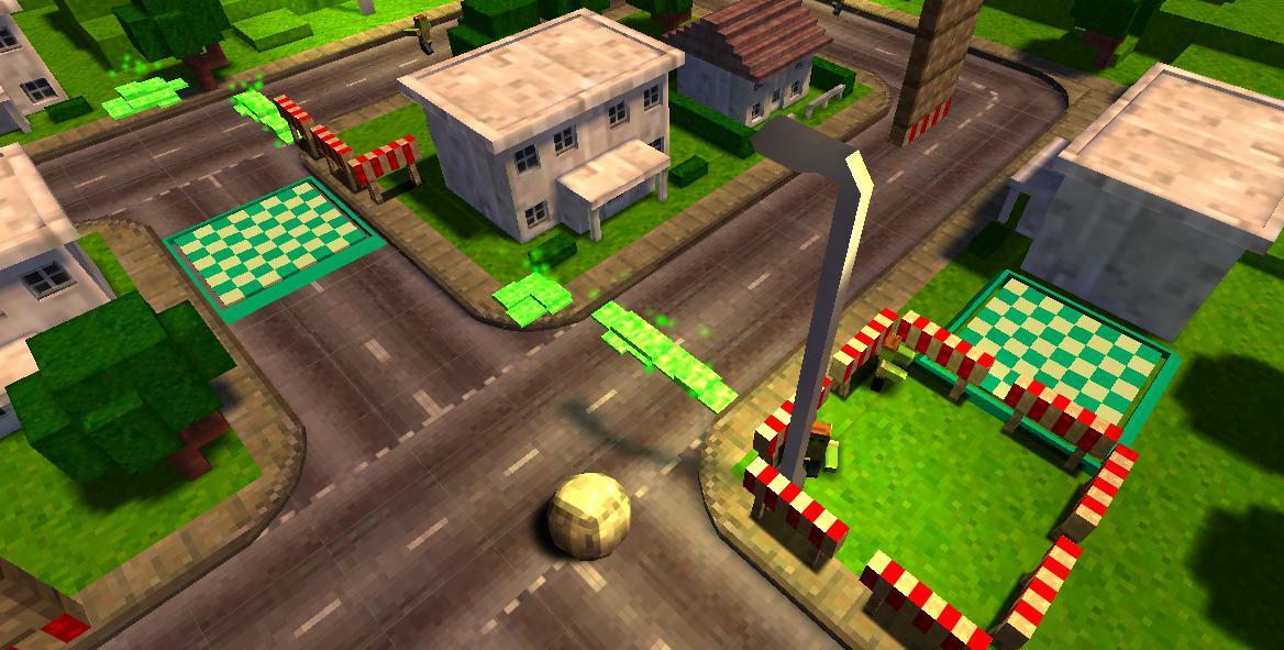 Rock Vs Zombies screenshot