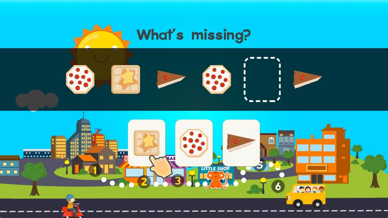 123 Animal Math Games for Kids screenshot
