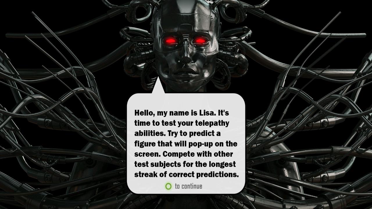 Telepathy Zero: Psychic Test screenshot