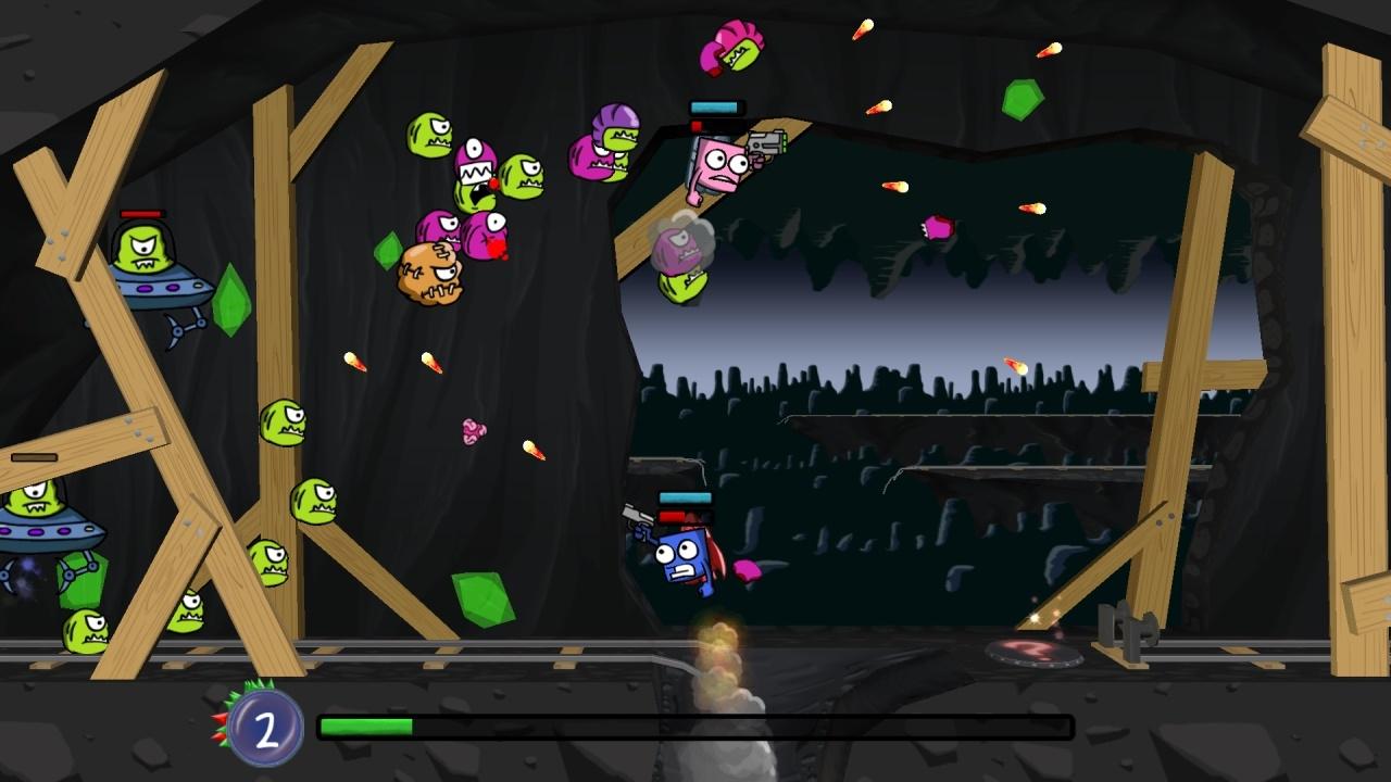 Square Off screenshot