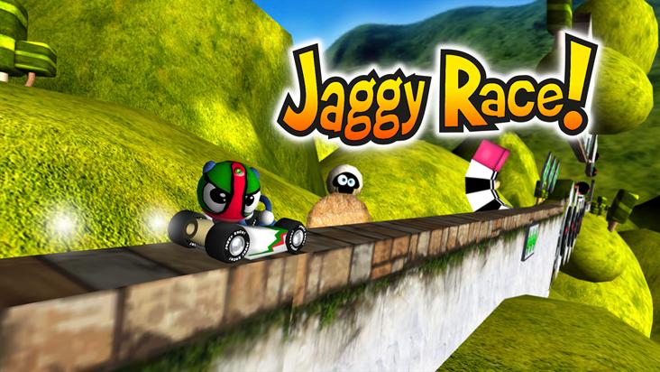 Jaggy Race!