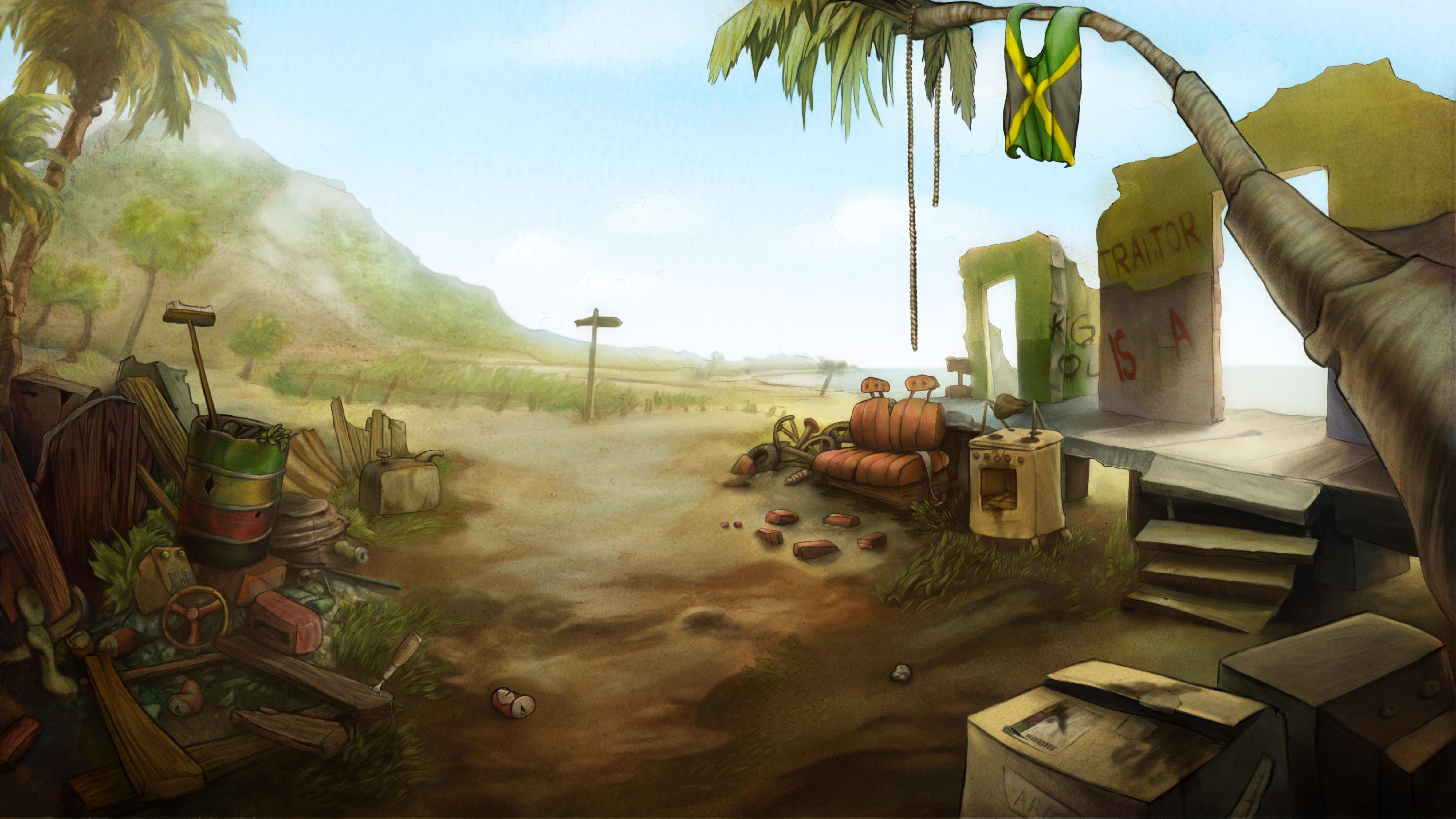Bolt Riley - Chapter 0 screenshot