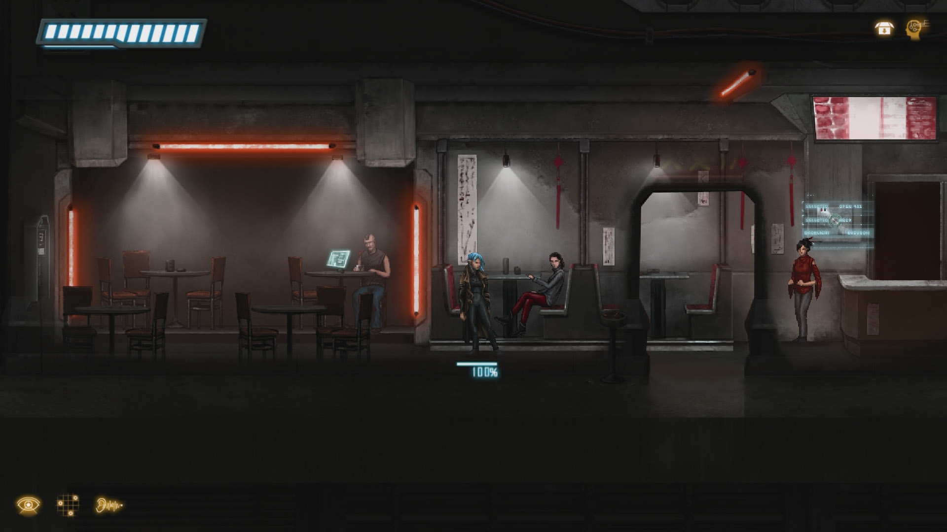 Dex: Early Access screenshot