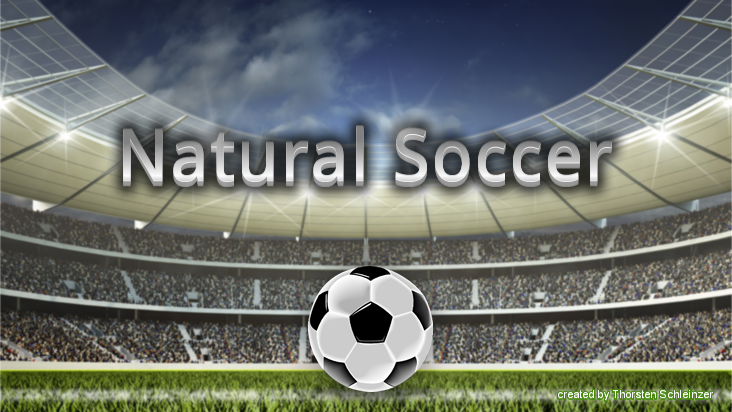Natural Soccer: OUYA Edition