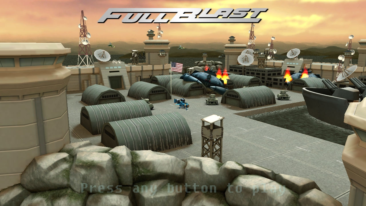 FullBlast screenshot