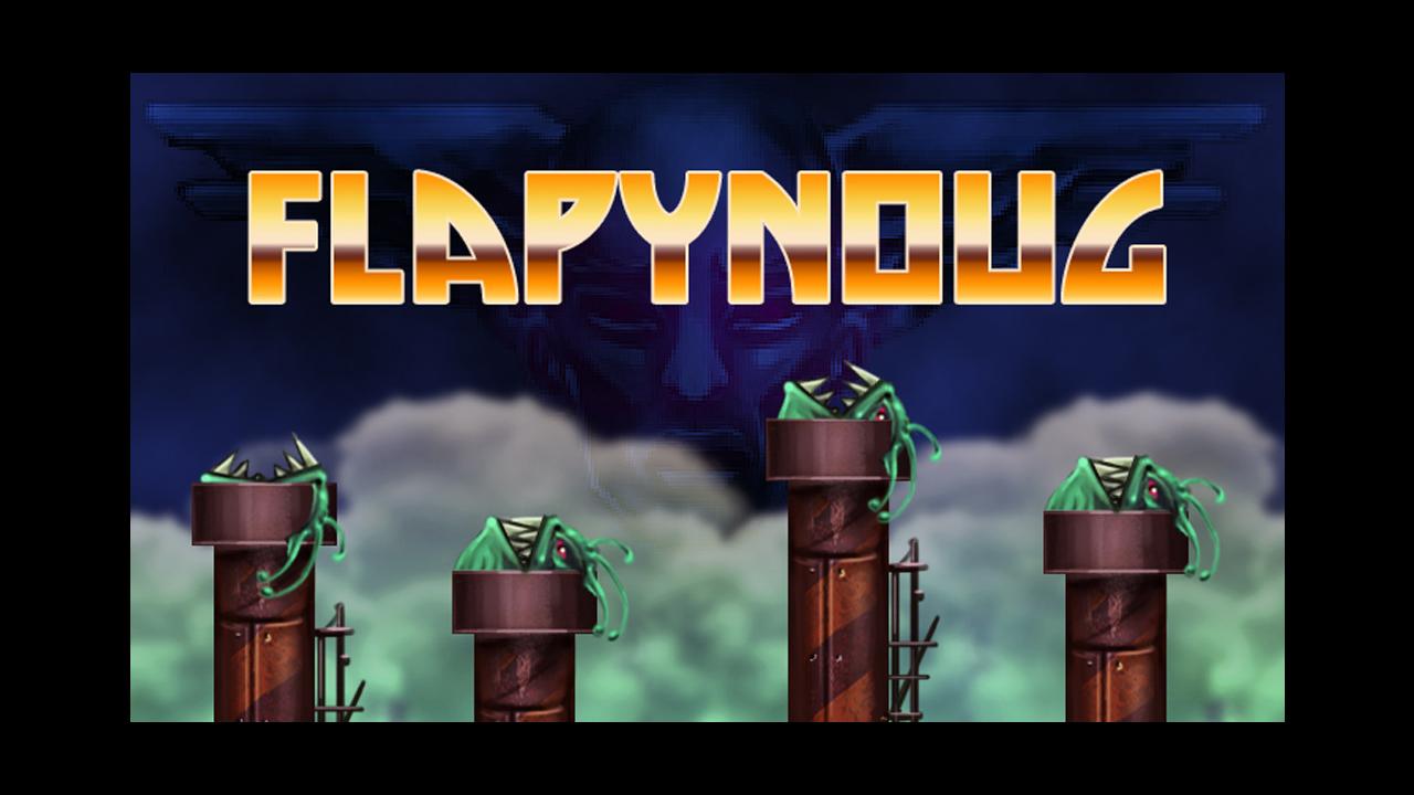 Flappynoug Ouya screenshot