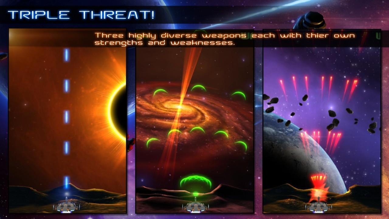 Alpha Wave screenshot