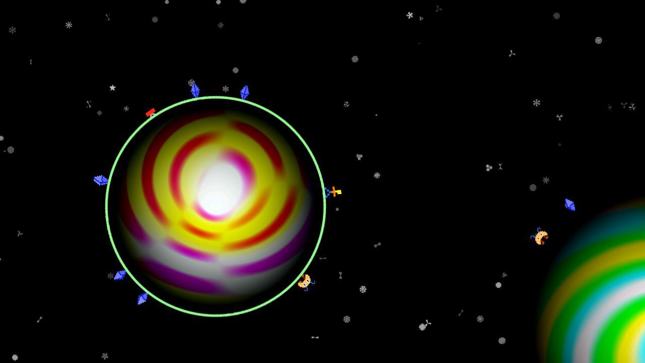 Platdude in Space screenshot