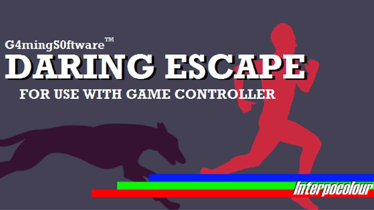 Daring Escape screenshot