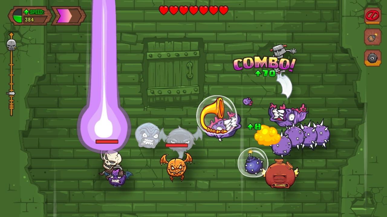 Knightmare Tower screenshot