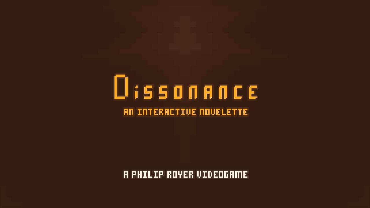 Dissonance screenshot