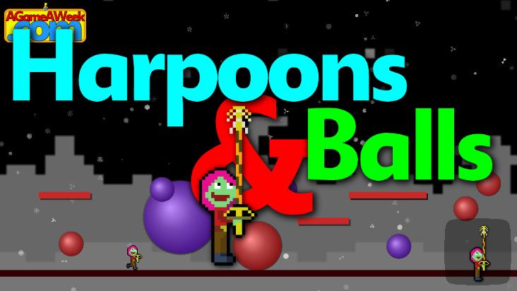 Harpoons and Balls