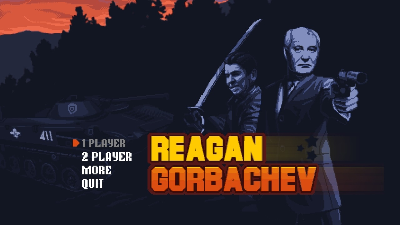 Reagan Gorbachev screenshot