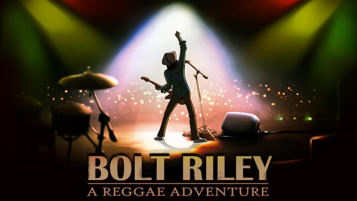Bolt Riley - Ch1
