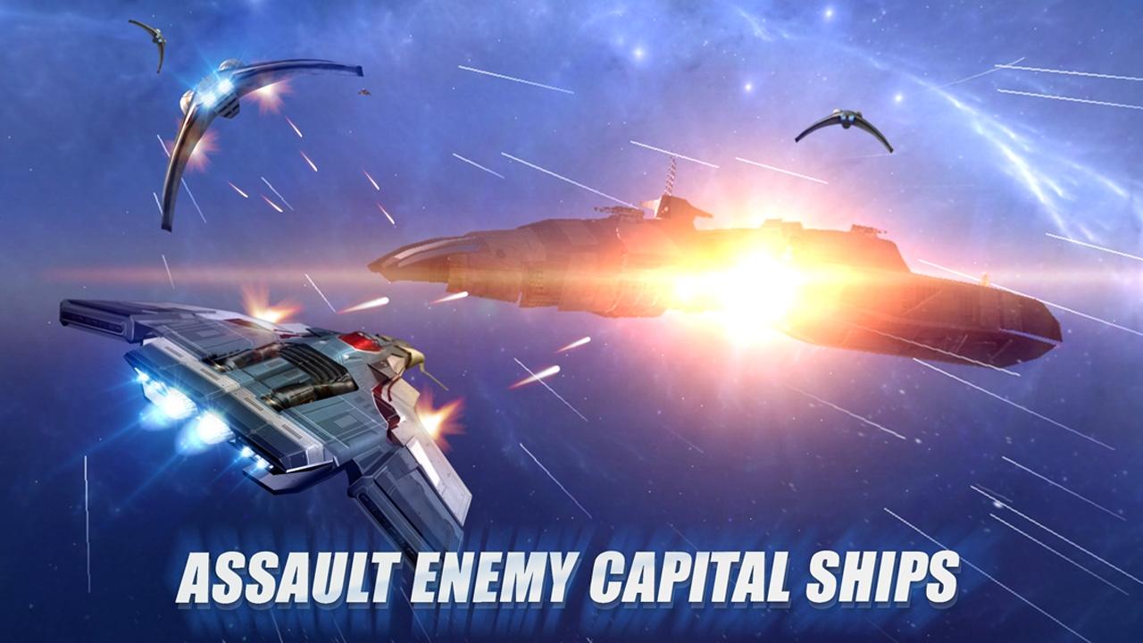 Strike Wing: Raptor Rising screenshot