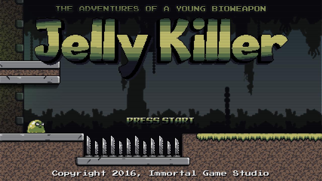 Jelly Killer screenshot