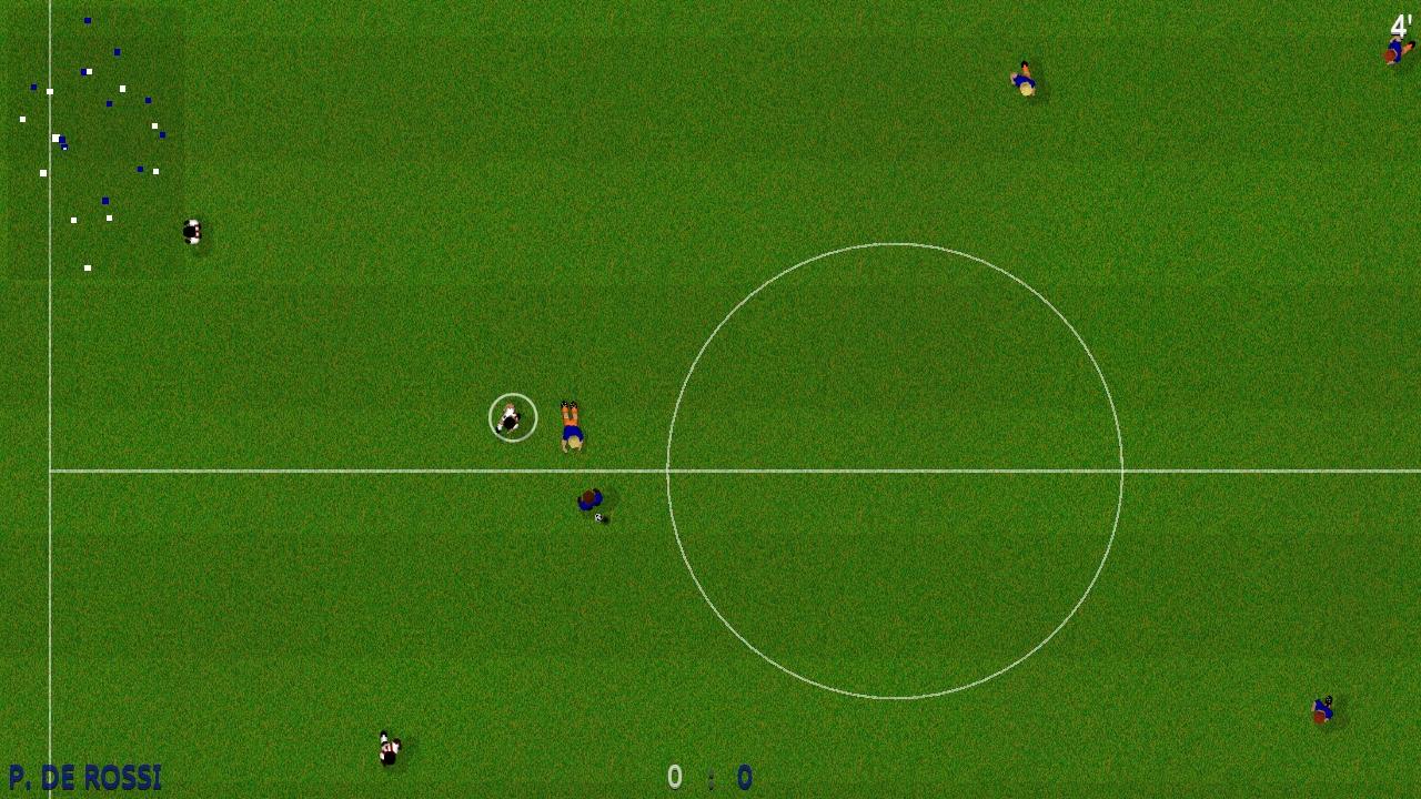 Natural Soccer screenshot