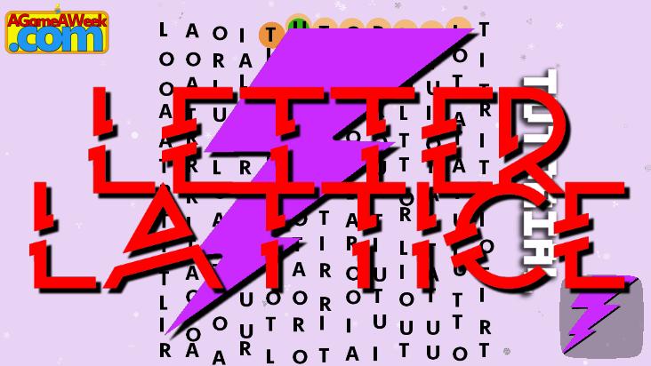 Letter Lattice