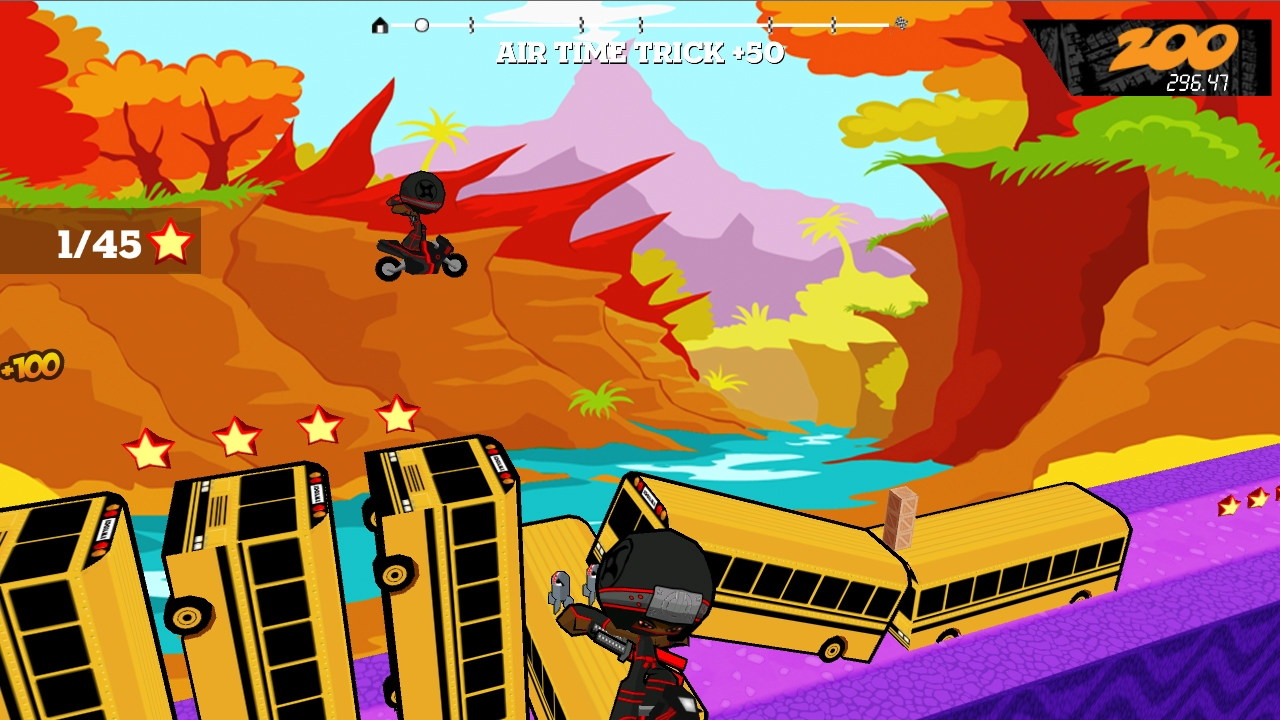 Flip Riders screenshot