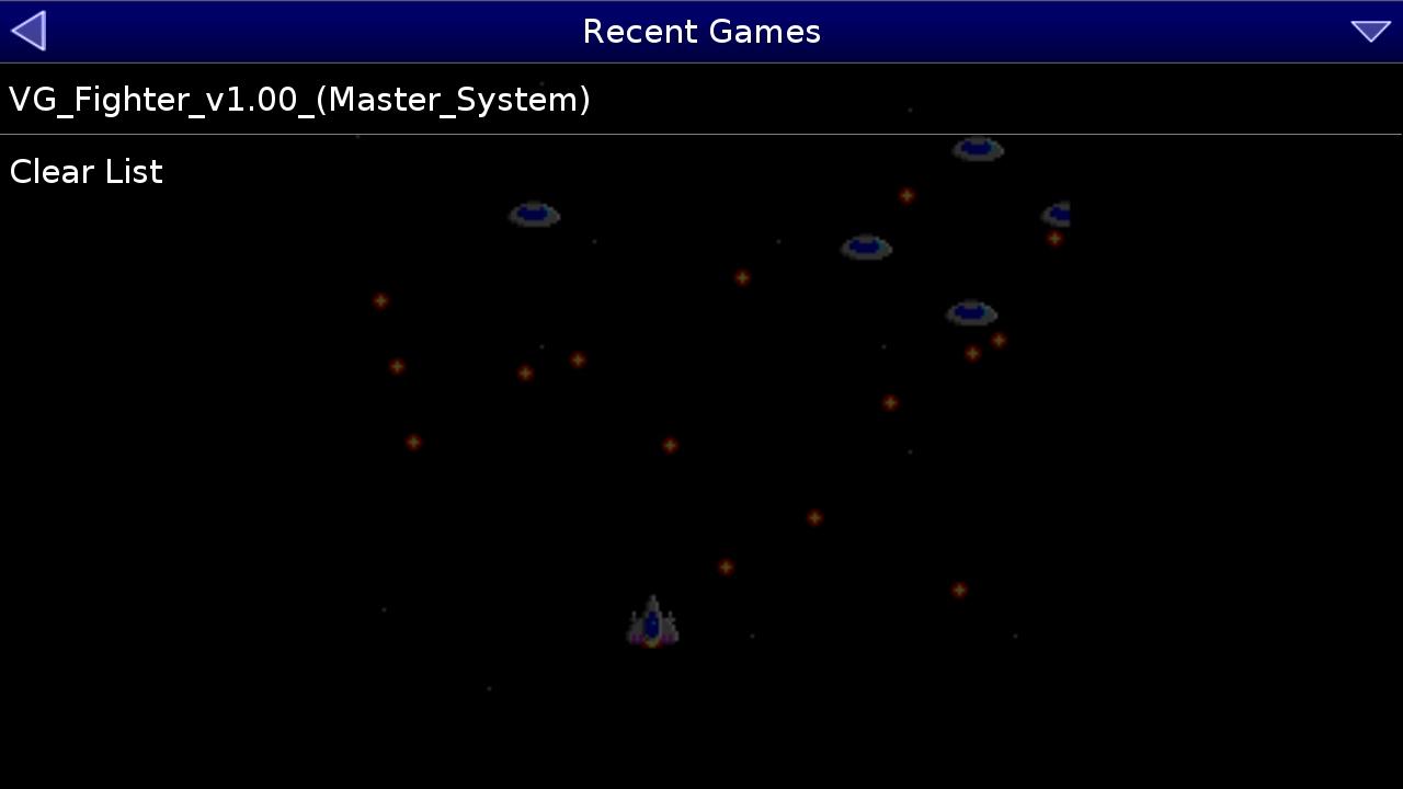 MD.emu screenshot