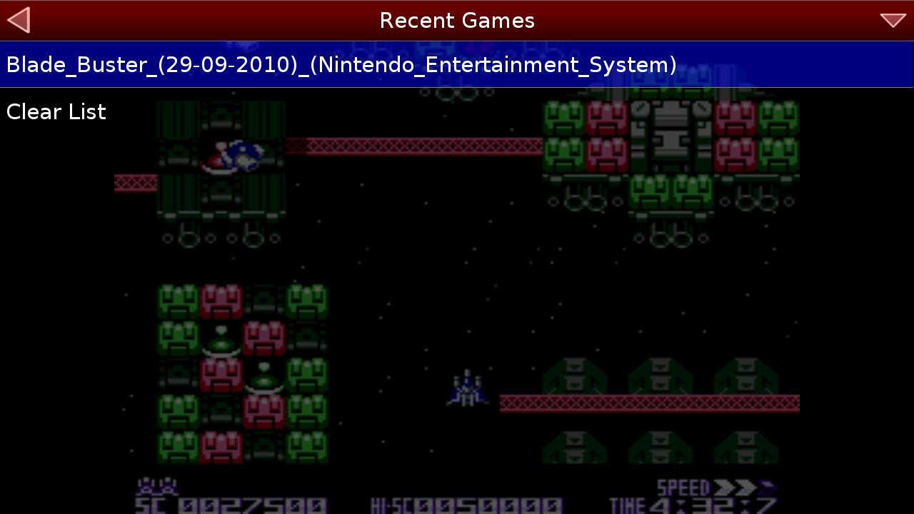 NES.emu screenshot