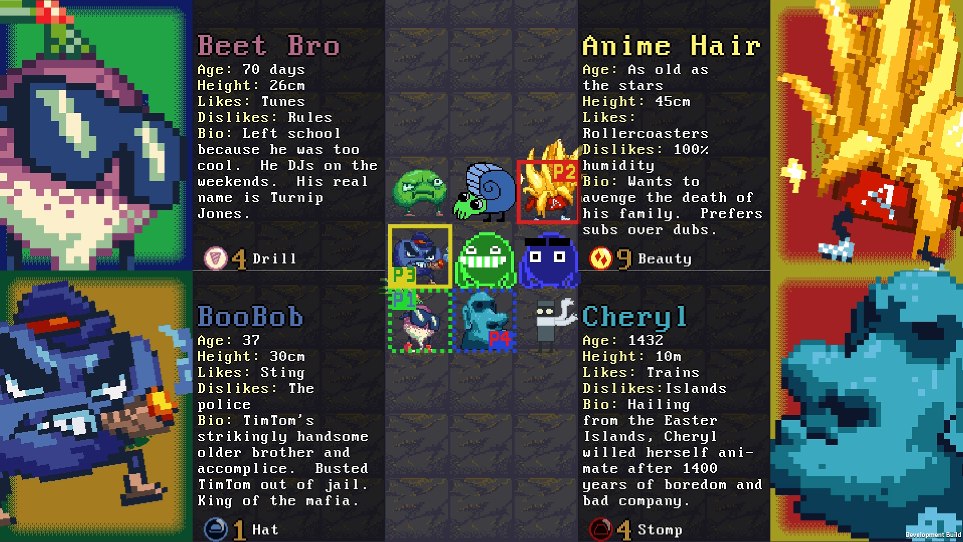 Beat Bros screenshot