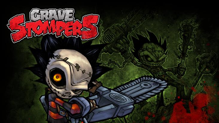 GraveStompers: Zombie vs. Zombie