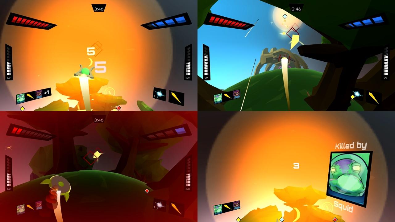 Sky Arena screenshot