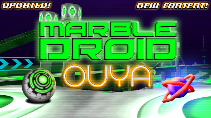 Marble Droid OUYA