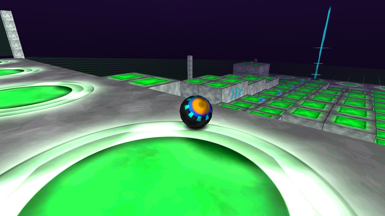 Marble Droid OUYA screenshot