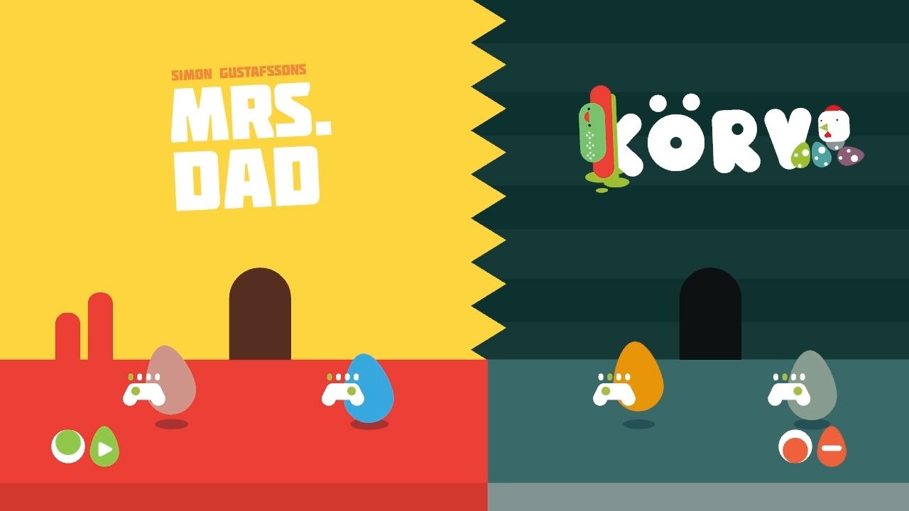 Mrs. Dad vs. Korv screenshot