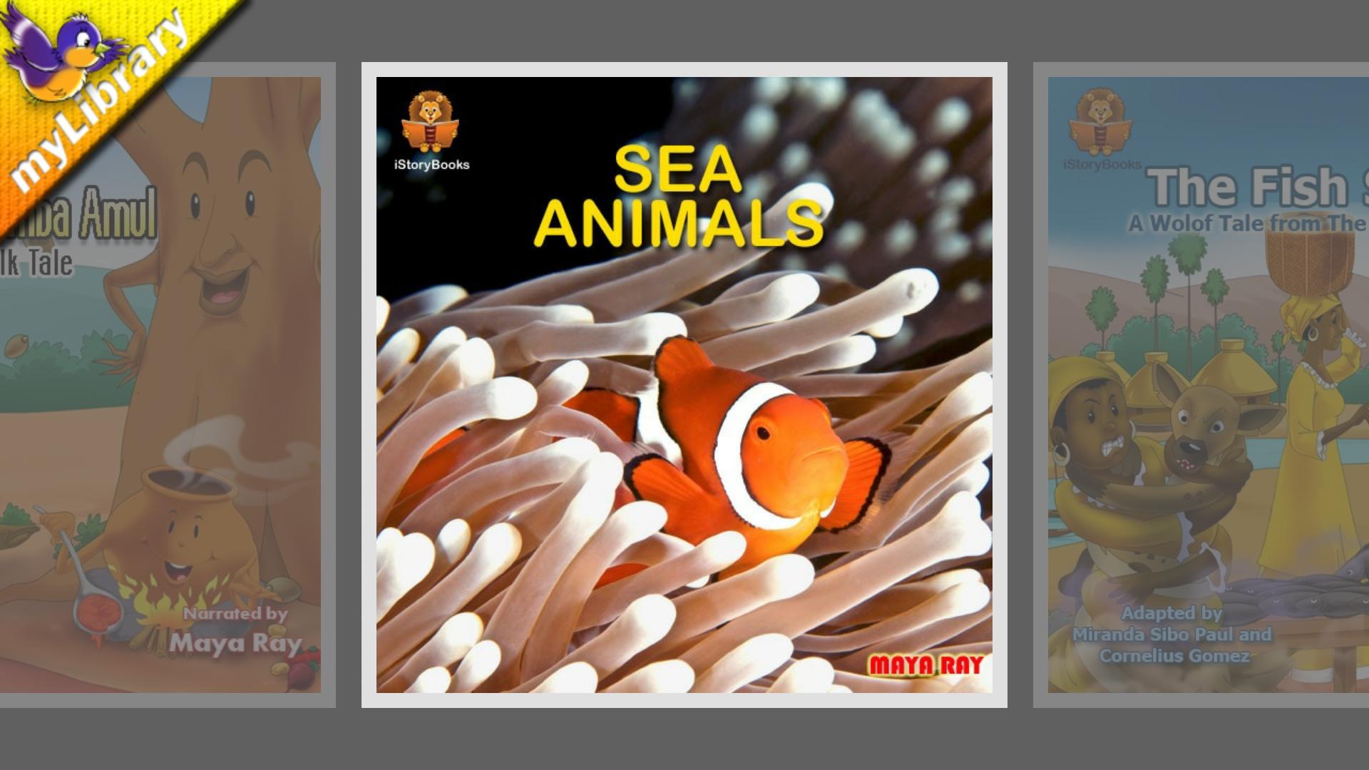 iStoryBooks screenshot