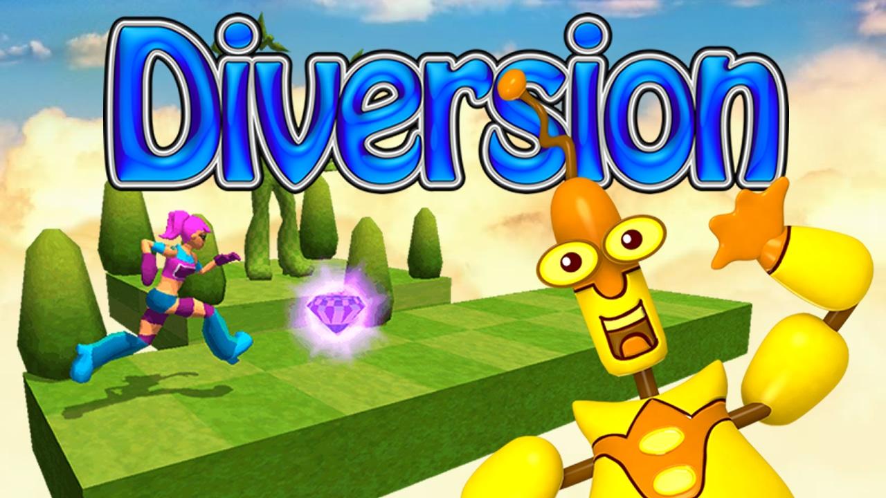 Diversion screenshot
