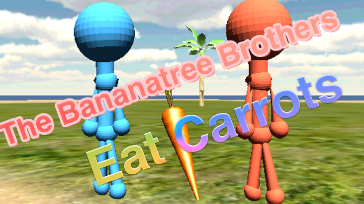 The Bananatree Brothers: Eat Carrots