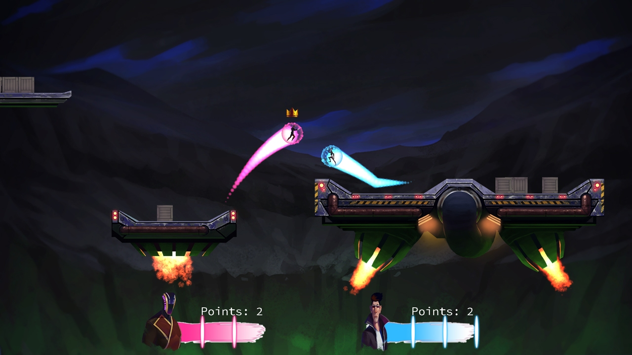 Velocity screenshot