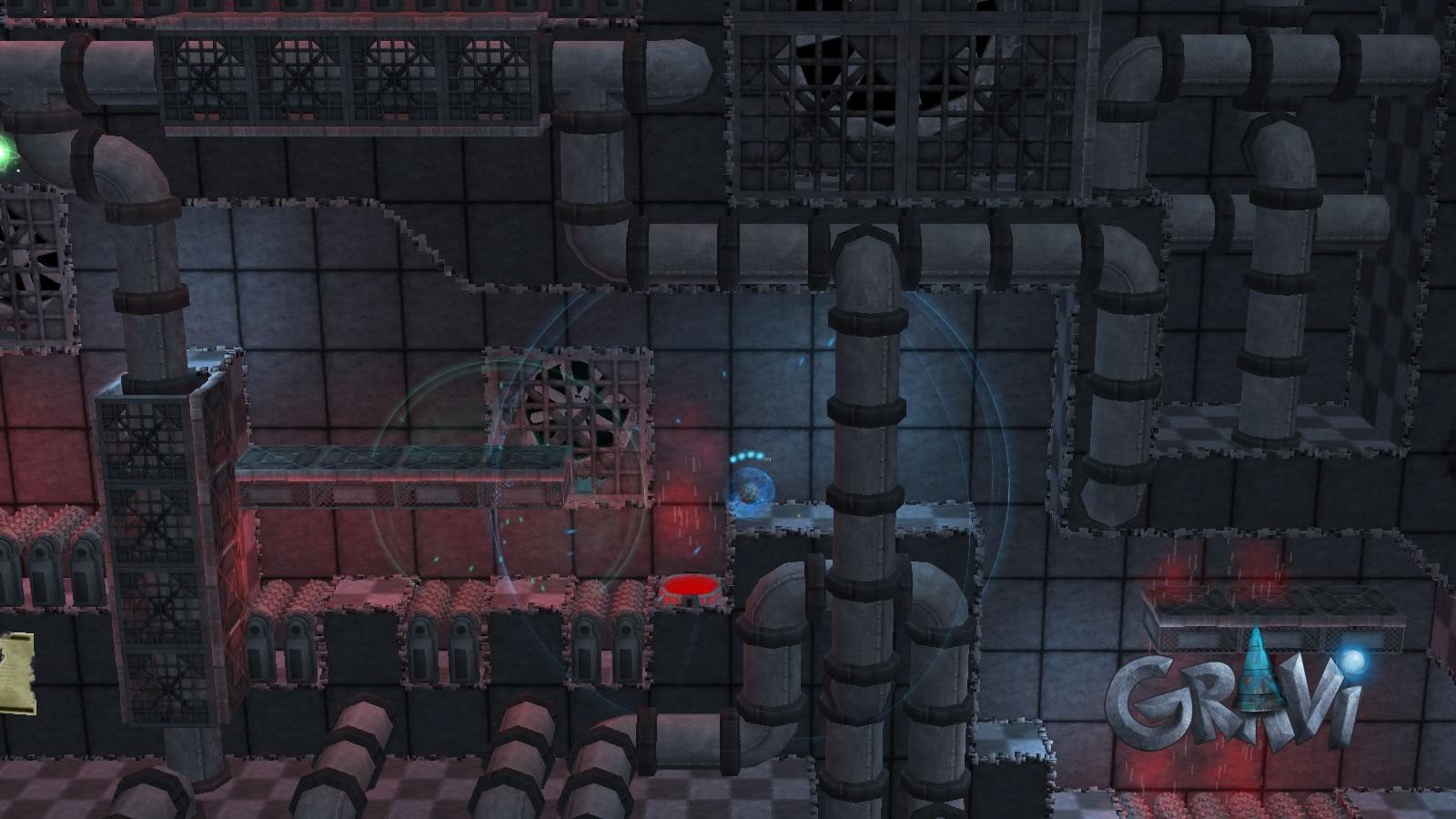 Gravi screenshot