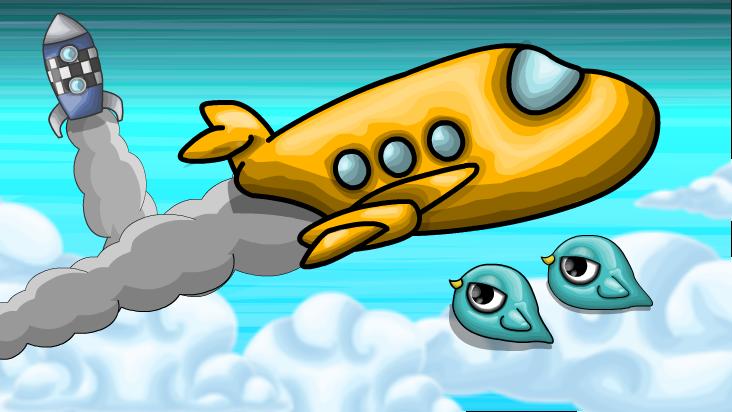 Plane Loopy OUYA