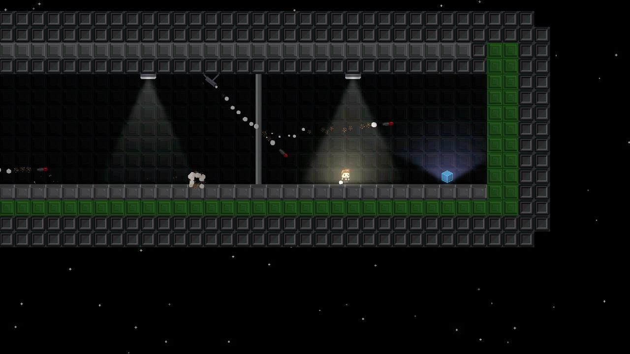 Cube and Creature screenshot