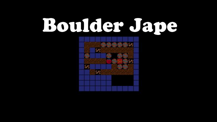 Boulder Jape