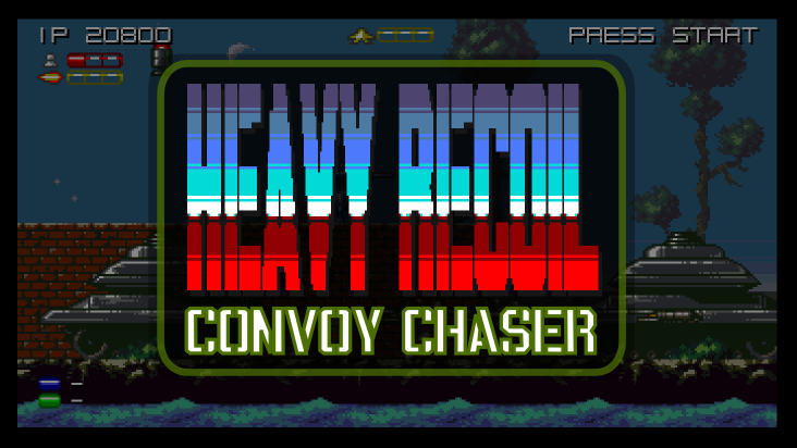 Heavy Recoil - Convoy Chaser